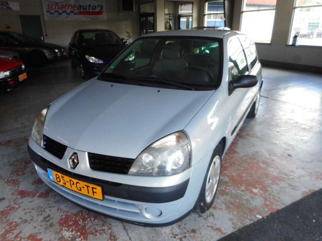 Renault Clio 1.2 AUTHENTIQUE BASIS € 1.488,-